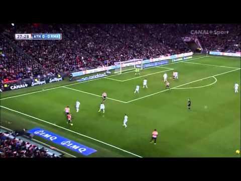 Ander Herrera Vs Real Madrid 02.02.2014