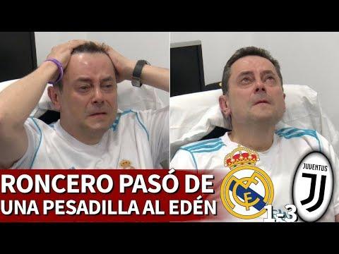 Real Madrid 1-3 Juventus | De la pesadilla al Edén: Roncero acabó llorando de la emoción | Diario AS