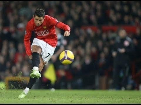 Cristiano Ronaldo – Legendary longshots (Manchester United/Real Madrid)