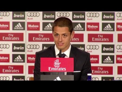 Javier Hernandez 'Chicharito' – Real Madrid Move Is A Dream Come True