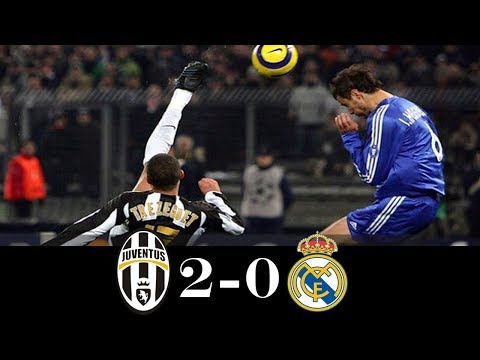Juventus vs Real Madrid 2-0 – UCL 2004/2005 Full Highlights