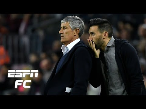 Barcelona's issues go far beyond Eder Sarabia after Real Madrid loss – Alejandro Moreno | La Liga