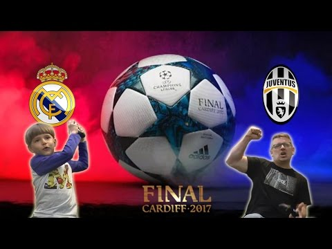 Real MADRID vs JUVENTUS UEFA Champions League FINAL in Cardiff FIFA 17 – Xbox One Family Game FUN