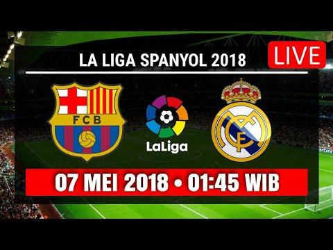 Jadwal Live Streaming Barcelona vs Real Madrid La Liga Spanyol 2018 Siaran Langsung di Tv Sctv