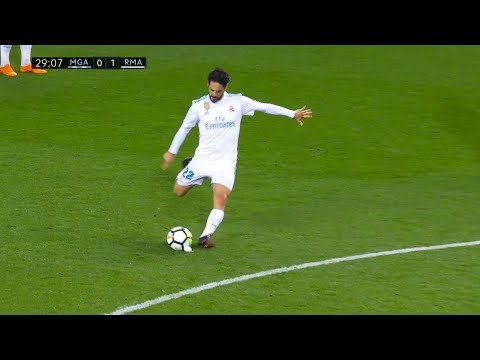 Isco Alarcón All 50 Goals For Real Madrid