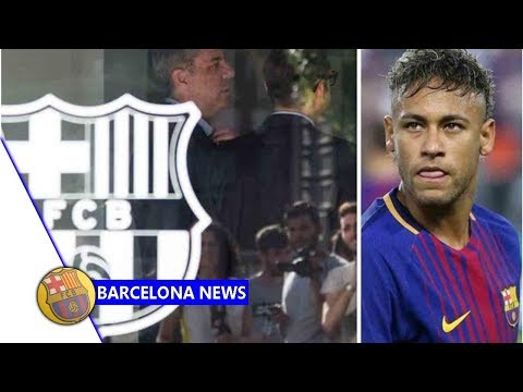 What Barcelona need Neymar to do in order to seal transfer ahead of Real Madrid this week- news now