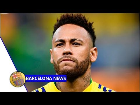 Barcelona and PSG officials meet to discuss Neymar transfer- news now