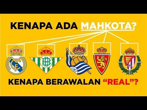 Alasan Kenapa Klub Spanyol Menggunakan Kata Real dan Memiliki Mahkota di Logo Mereka