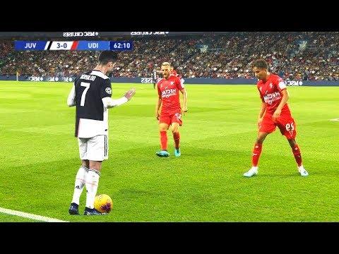 C.Ronaldo 5 Performances That Made Juventus Fans CRAZY |HD|