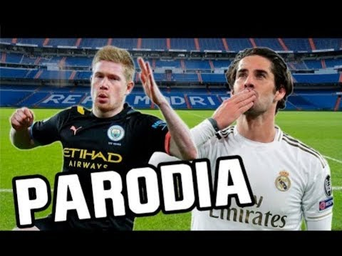 Canción Real Madrid vs Manchester City 1-2 (Parodia Anuel AA – Keii)RE-RESUBIDO DE FRAN MG