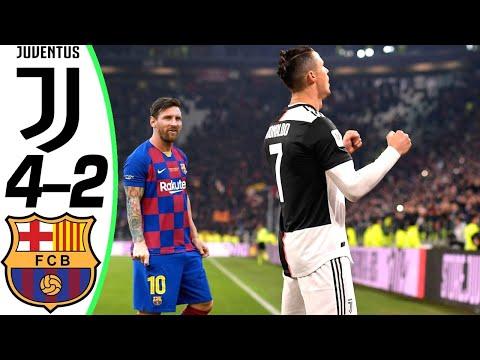 Juventus vs Barcelona 4-2 – All Goals and Highlights RÉSUMÉN Y GOLES ( Last Matches ) HD