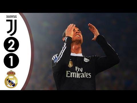 Juventus vs Real Madrid UCL 2-1 2014/2015 Full Highlights HD