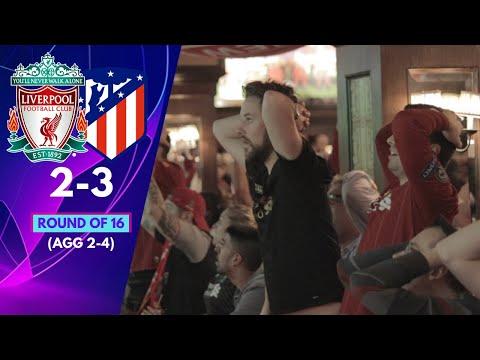 💥LIVERPOOL 2 – 3 ATLÉTICO DE MADRID | Reacción hinchas Liverpool | Octavos de final UCL | DIEGOL TV