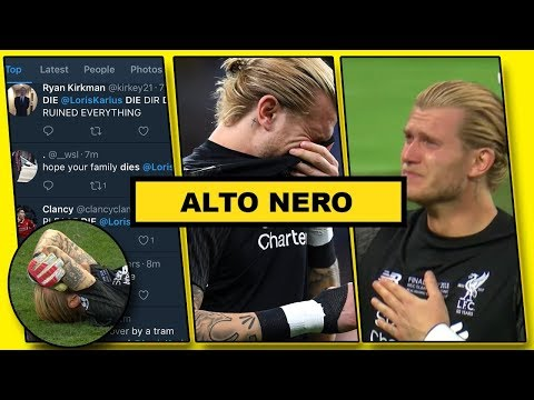 Liverpool Fans on Loris Karius After REAL MADRID 3-1 LIVERPOOL Defeat | Uefa  Final 2018 |