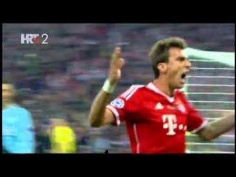 Bayern Munich – Borussia 2-1 – LP 2012/13 Finale (HRT2)