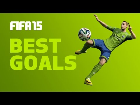 FIFA 15 Best Goals Real Madrid Vs FC Bayern Bale Flicks It Over The Keepers Head