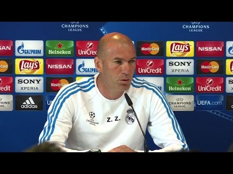 Real Madrid's Zidane says team fit for Champions League final