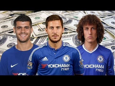Chelsea Players Salaries 2017-18 – Who Is The Most Received?
