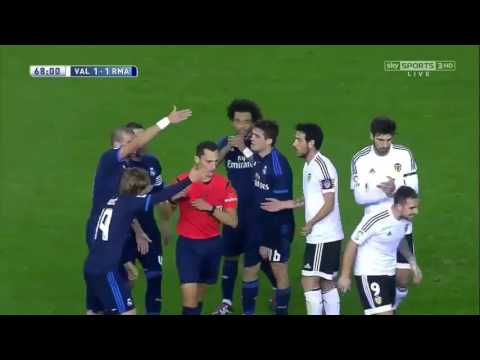 Valencia 2-2 Real Madrid | Highlights | Sky Sports English Commentary 1/4/2016