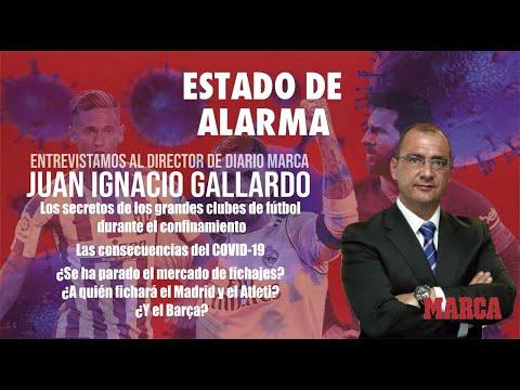 Entrevista al director Marca: ¿A quién quiere fichar el Real Madrid y el Atleti? ¿Y el Barça?