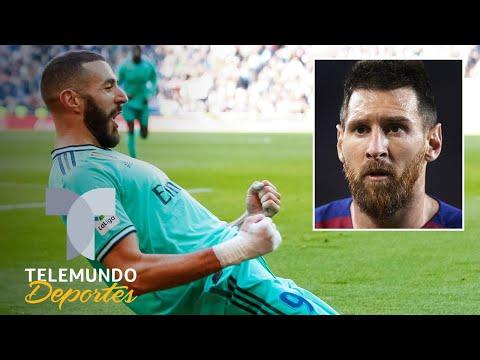 El Real Madrid implanta una marca y el Barcelona ni se acerca   Telemundo Deportes