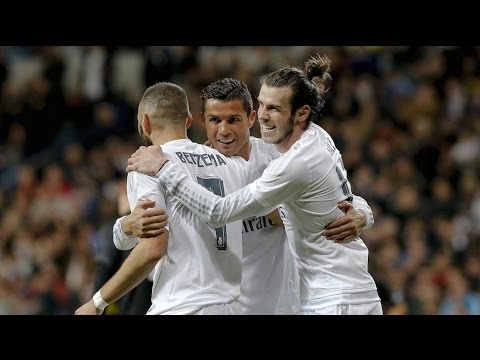 Real Madrid BBC (Best Goals)