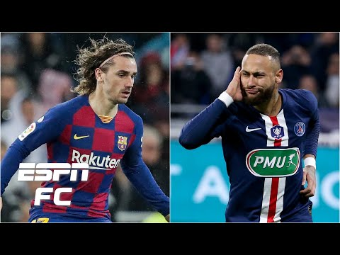 Would PSG and Barcelona agree to an Antoine Griezmann-Neymar swap? | Transfer Rater