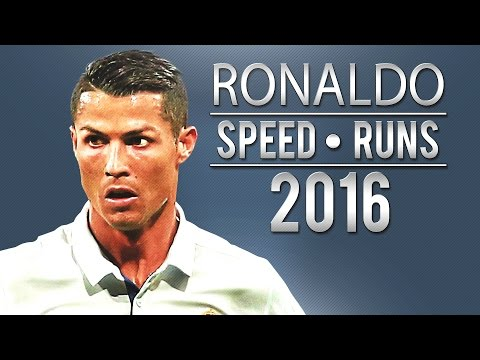 Cristiano Ronaldo – Fastest Runs For Real Madrid Ever | Part 2 | 2016