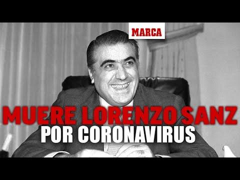 Coronavirus: muere Lorenzo Sanz por el covid-19 I MARCA