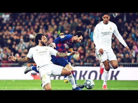How Real Madrid managed to silence Lionel Messi in Clasicos | Oh My Goal