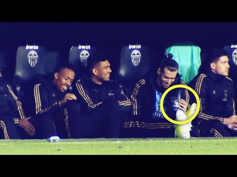 What Gareth Bale did during the game left Real Madrid fans speechless | Oh My Goal