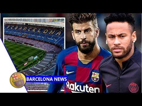 Barcelona star Gerard Pique reveals secret Neymar transfer messages – EXCLUSIVE- news now
