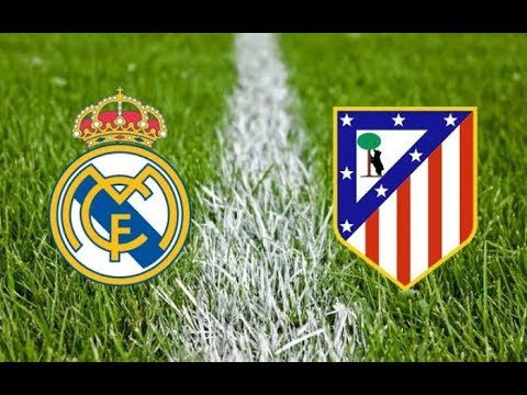 Real madrid vs athletico madrid  full match