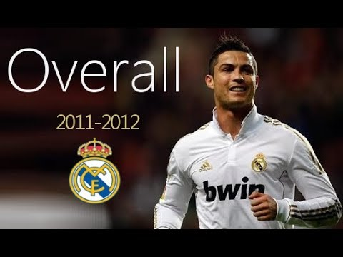 Cristiano Ronaldo Skills, Assists, Goals 2011/2012 – Real Madrid Overall