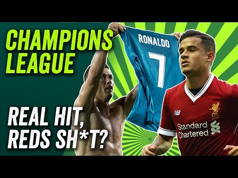 Real Madrid wins Champions League? Liverpool flop? The Onefootball CL 2017-18 predictions!