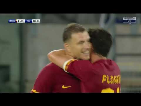 ROMA vs Real Madrid 2-2 (7-6 dcr) Mabel Green Cup