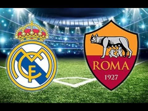 Real madrid vs Roma Full Penalty Shootout 2019-International Champions Cup⚽