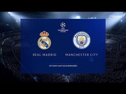 FIFA 20   Real Madrid vs Manchester City   UEFA Champions League   PC