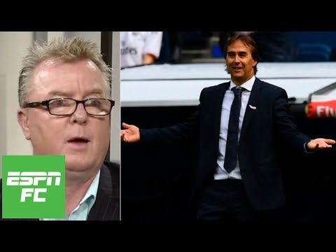 Real Madrid players don't have structure under Lopetegui – Steve Nicol | La Liga