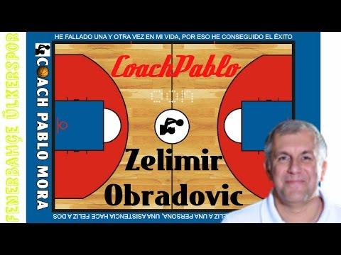 Defensa/Defense Fenerbahce – Želimir Obradović / Defensa VS Real Madrid 2015-2016