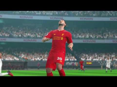Real Madrid vs Liverpool | UEFA Final 17/18 | PES 17 | Prediction