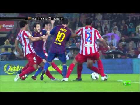 FC Barcelona 5-0 Atlético Madrid – Highlights 24/09/2011.mp4