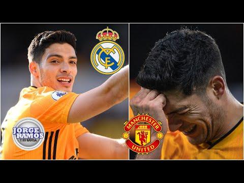 RAÚL JIMÉNEZ Wolves le cierra la puerta al Manchester United, Real Madrid sigue interesado | JRYSB