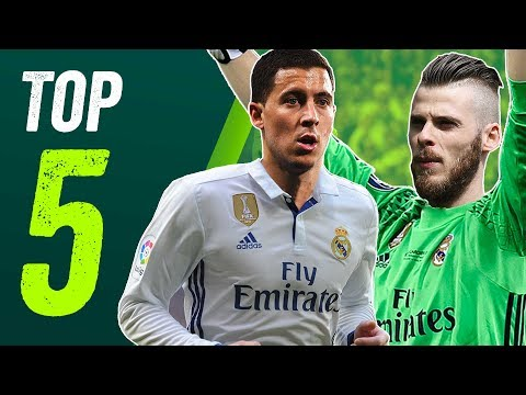 Real Madrid Transfers für die Saison 2017/18 – die nächsten 5 Königlichen!