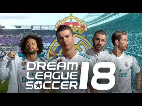 Real Madrid Squad All players 100 | Dream leauge soccer 18 mod Apk 5.0.4 Hack – latest update