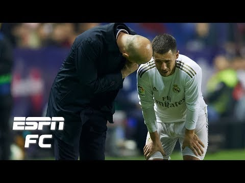Eden Hazard wasted his opportunity to be a star at Real Madrid – Moreno   ESPN FC