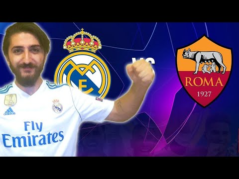 Nino Productions – Live Stream Preview (Real Madrid vs Roma)