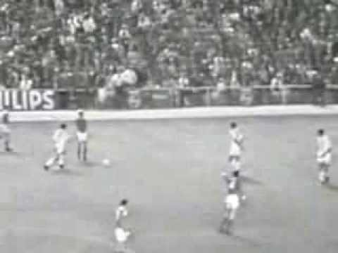 Man United v Real Madrid 1968 European Cup Semi-Final 2nd Leg (BBC Highlights)