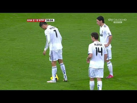 Real Madrid 30 CRAZY Goals | 2010/11
