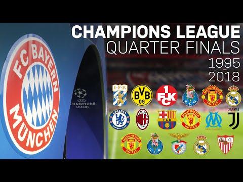 Champions League Quarter Finals – All FC Bayern matches | Highlights